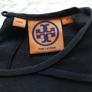 Tory Burch Silk Top Size 4